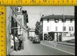 Como Fino Mornasco Via Garibaldi (fotografia) - Como