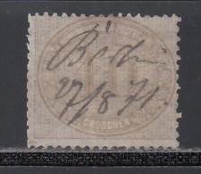 1869  Michel Nº 25 - Norddeutscher Postbezirk