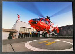 Airbus Helicopter H145 Landung Bei Der Einsatzbasis Dübendorf - Elicotteri