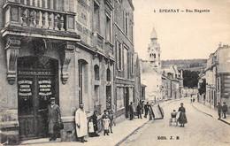 Epernay       51         Lot De 29 Cartes Dont  Rues Et Divers    (voir Scan) - Epernay