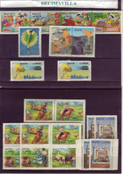 LOTE550, BRASIL, VARIAS SERIES DEL AÑO 1992, 2051/52, 2056/59, 2066, 2074/77, 2082, 2084/85 - Nuevos