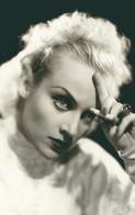 Carole Lombard 1  PHOTO POSTCARD - Donne Celebri