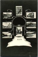 5669 - Tschechoslowakei - Slowakei , Kuty , Mehrbildkarte - Gelaufen 1909 - Slowakije