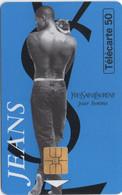 Jeans Yves Saint Laurant Pour Homme 1996 - Moda