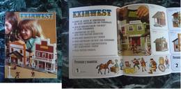 Catalogue EXINWEST / 1975 - Non Classificati