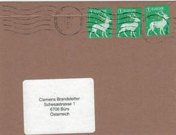 6099 Charleroi 2021 - Hirsch - Cartas