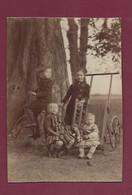 120221B - PHOTO ANCIENNE JEU JOUET ANCIEN Enfant Bebe POUPEE Grand Bi Velo - Giocattoli Antichi