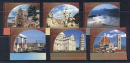 UN Geneva 2002 World Hertiage Sites Italy MUH - Nuevos