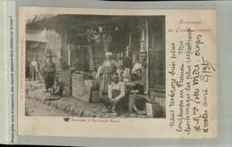 Turquie  Souvenir Constantinople - Boutiques Et Marchands Turcs Edit. A. Zelich Fils ( Fevrier 2021 076) - Turkey