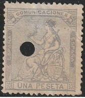 LOTE 2183 /// (C075) ESPAÑA 1870 EDIFIL Nº: 138T NSG // CATALOG/COTE: 8,50€ ¡¡¡ OFERTA - LIQUIDATION - JE LIQUIDE !!! - Nuevos