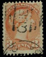Canada (Scott No.   37 - Reine / Victoria / Queen) (o) - Used Stamps