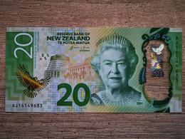 Reserve Bank Of New Zealand 20 Dollars 2016 P-193 UNC - New Zealand