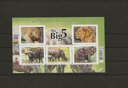 SOUTH AFRICA 2014 BIG FIVE ANIMALS - Nuovi