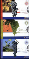 ARGENTINA 2007 TOURISM WINE - Booklets