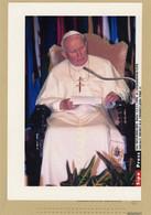 Photo Originale -  Le Pape  JEAN PAUL II En 1996 - Identified Persons