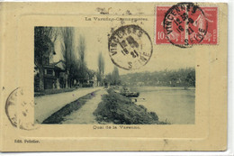 94 --  VAL DE MARNE --   LA VARENNE  QUAI - Otros Municipios