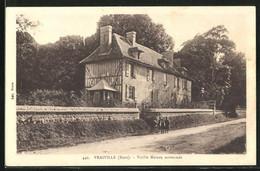CPA Vraiville, Vieille Maison Normande - Non Classés