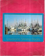 LOUISIANA SHRIMP BOATS - 130221 - - Other