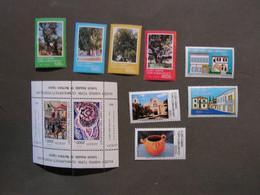 Zypern  Lot  ** MNH  1993  352-353 Bl. 12 , 355-358 , 359-360  €  26,00 - Nuevos