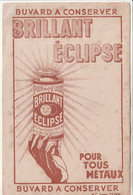 Rare Buvard Brillant Pour Métaux L'éclipse - Wash & Clean
