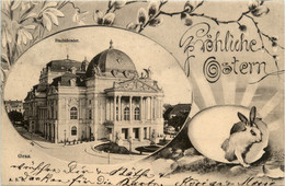 Graz - Fröhliche Ostern - Graz