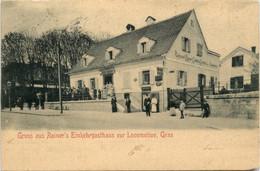 Gruss Aus Rainers Einkehrgasthof Zur Locomotive Graz - Graz