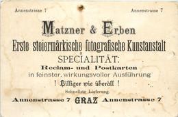 Matzner & Erben Graz - Graz
