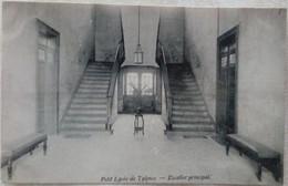 33 / Talence (Gironde) Petit Lycée Escalier Principal Peu Courante - Altri Comuni