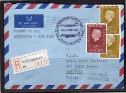 Special Flight New York 1976 Flight KL641 (bc45) - Briefe U. Dokumente
