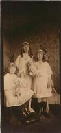 130221 - PHOTO ANCIENNE - JEU JOUET ANCIEN Poupée Fille Soeur Berceau - Giocattoli Antichi