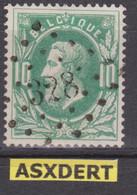 N° 30 Lp. 328  St.Nicolas - 1869-1883 Léopold II
