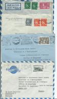 FINLANDE - Lot De Documents - Cartas