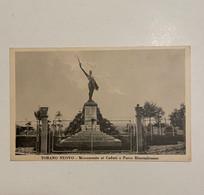 TORANO NUOVO-MONUMENTO AI CADUTI E PARCO RIMEMBRANZE - Teramo