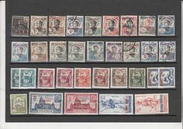 Kouang-Tchéou, Yunnanfou, Mongtseu -  Lot à Voir  Valeur Catalogue 48 € - Other
