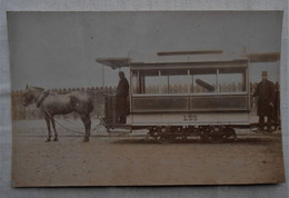 Photo/ Tram Hippomobile - Lieux