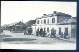 Cpa Du 60 - Liancourt - Rantigny - La Gare    AVR20-196 - Liancourt