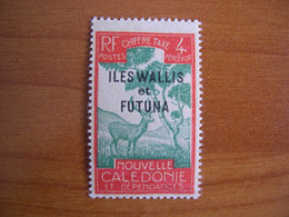 Wallis & Futuna N°  T12 Neuf ** - Postage Due