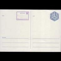 NETHERLANDS 1971 - Pre-stamped Card-Card Cent. - Briefe U. Dokumente