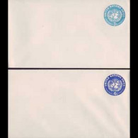 UN-NEW YORK 1965 - Stamped Cover-UN Emblem - Cartas