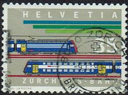 Schweiz 1990, MiNr 1410, Gestempelt - Used Stamps