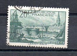 J1-23 France Oblitéré N° 394  à 5 % De La Côte !!! - Used Stamps