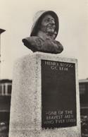 Coxswain Henry Blogg Lifeboat Cromer Sailor RPC Postcard - Zonder Classificatie