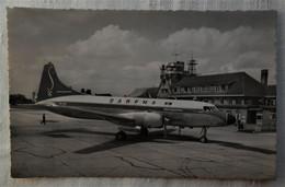 CP 1957 Aéroport Melsbroek - Avion Sabena Convair Metropolitan - Aviatori