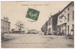43 - DARSAC +++ Place De La Gare - Hôtels +++ - Otros Municipios