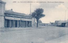 La Rochelle Pallice - Bar Américain - Boulevard Emile Delmas - La Rochelle