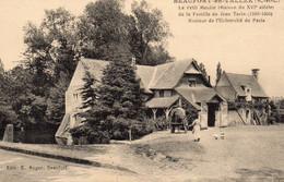 Beaufort En Vallée - Le Petit Moulin De La Famille De Jean Tarin - Sin Clasificación