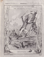 Vieux Papiers > Buvards, Protège-cahiers Illustrés > Militaire - M