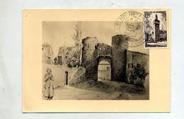 Carte Cachet Vivhy Congres - Gedenkstempel