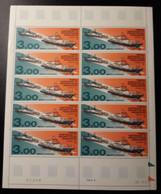 TAAF N°215 1997 Marion Dufresne Feuille Entière - Unused Stamps