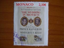 Monaco Obl N° 3167 - Gebruikt